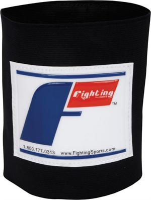 Fighting Sports Slip-On Elastic/Lthr Cuff Sleeves